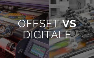 La stampa digitale ha battuto la stampa offset?