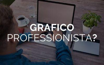 Perché affidarsi ad un grafico professionista?